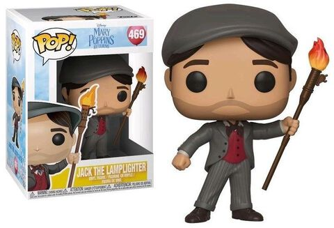 Figurine Funko Pop! N°469 - Mary Poppins - Jack The Lamplighter