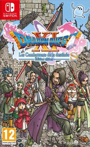 Dragon Quest XI S Les Combattants De La Destinée Edition Ultime