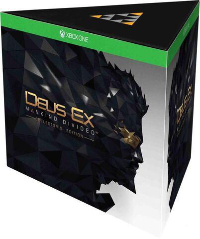 Deus Ex Mankind Divided Collector