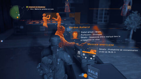 The Division Edition Gold - Exclusivité Micromania