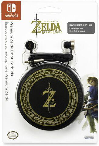 Ecouteurs Intra-auriculaires Zelda