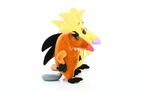 Figurine Funko Pop! 2 - Nickelodeon : Angry Beavers - Norbert & Daggett Flocked