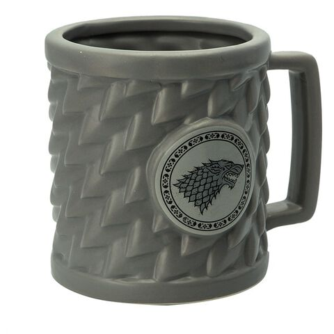 Mug - Game of Thrones - Aby Stark 3D