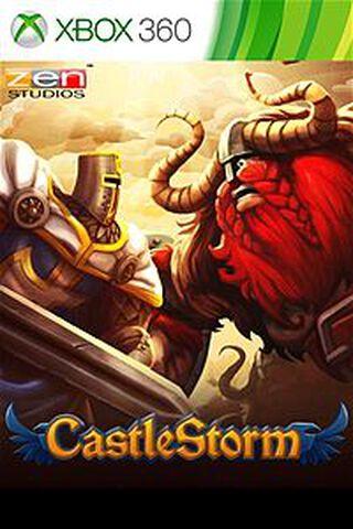 Castlestorm Digital Xbox 360 à Jouer sur Xbox One - Jeu complet - Version digitale