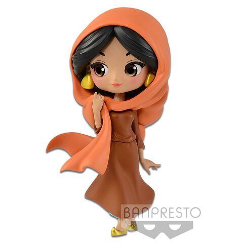 Figurine Q Posket Petit - Aladdin - Jasmine