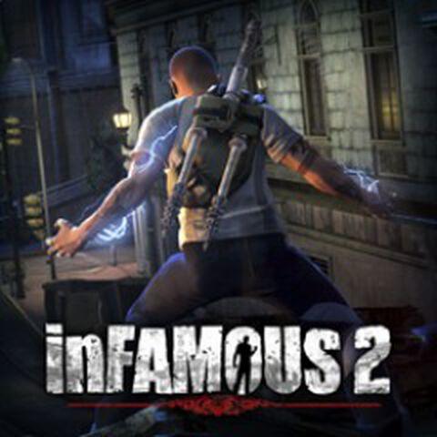 DLC - Infamous 2 - Pack de Pouvoirs