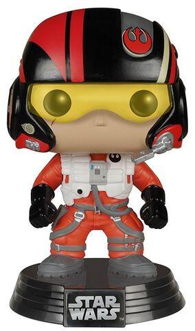 Figurine Toy Pop N°62 - Star Wars Episode VII - Poe Dameron