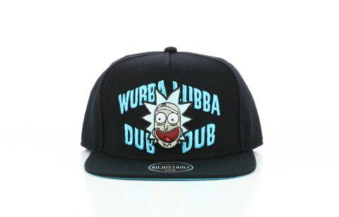 Casquette - Rick et Morty - Wubba Lubba Dub Dub
