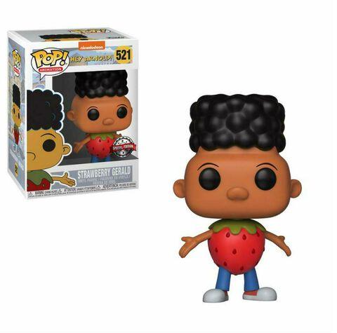 Figurine Funko Pop! N°521 Nickelodeon - He Arnold - Gerald Fraise
