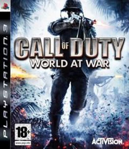Call Of Duty, World At War