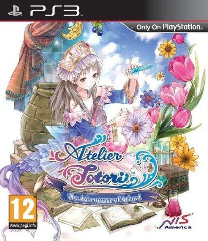 Atelier Totori : The Adventurer Of Arland