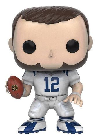 Figurine Funko Pop! N°45 - NFL 3 - Andrew Luck (colts)