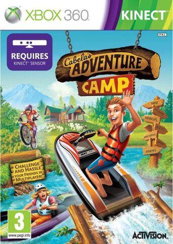 Cabela's Adventure Camp (kinect)