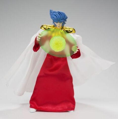 Figurine Tamashii - Saint Seiya God Cloth  - Abel