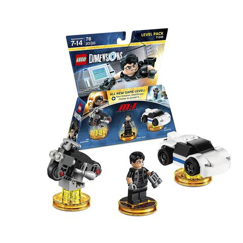 Lego Dimensions Pack Aventure - Mission Impossible