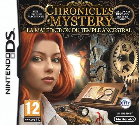 Enigmes & Objets Caches, Chronicles Of Mystery
