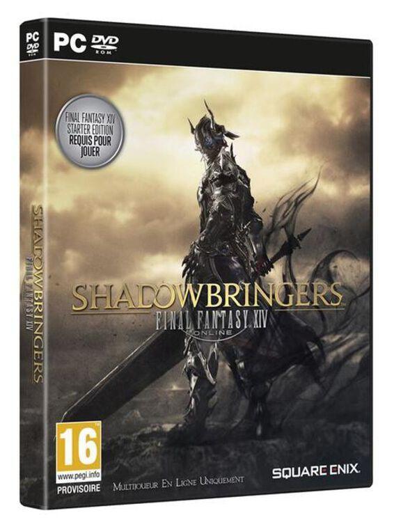 Final Fantasy XIV Shadow Bringers