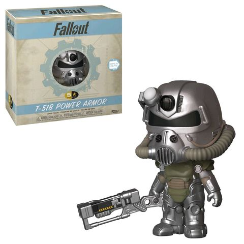 Figurine 5 Star - Fallout - S2 T-51 Power Armor
