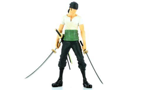 Figurine 20th History Masterlise - One Piece - Roronoa Zoro