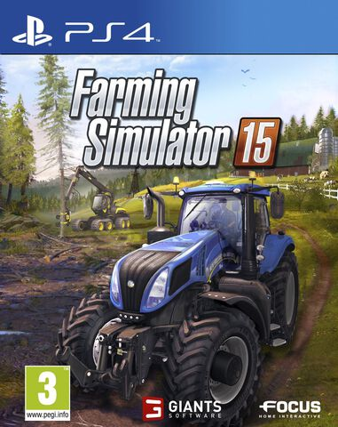 Farming Simulator 15