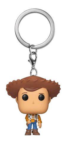 Porte-clés - Toy Story 4 - Woody