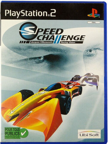 Speed Challenge Villeneuve