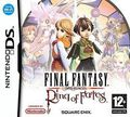 Final Fantasy, Christal Chronicles Ring Of Fates
