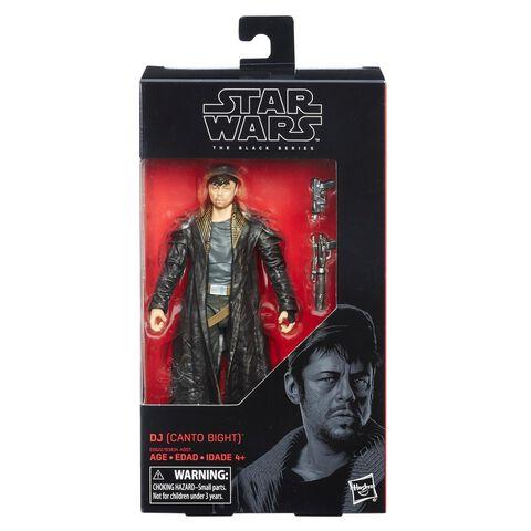 Figurine - Star Wars - Black Series Dj Canto Bight
