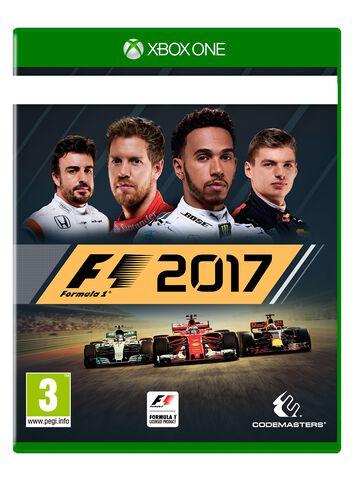 * F1 2017