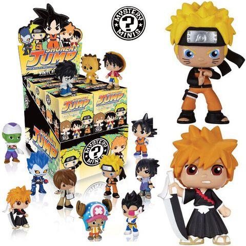 Figurine Mystere - Best Of Anime - Shonen