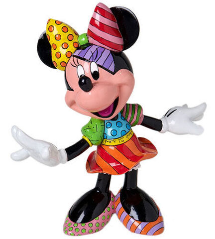 Statuette - Mickey - Disney By Britto Minnie Mouse