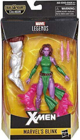 Figurine Marvel - X-Men Legends - Blink