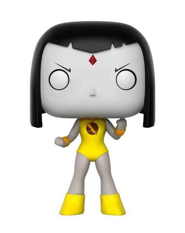 Figurine Funko Pop! N°615 - Teen Titans Go! - Raven Lady Legasus