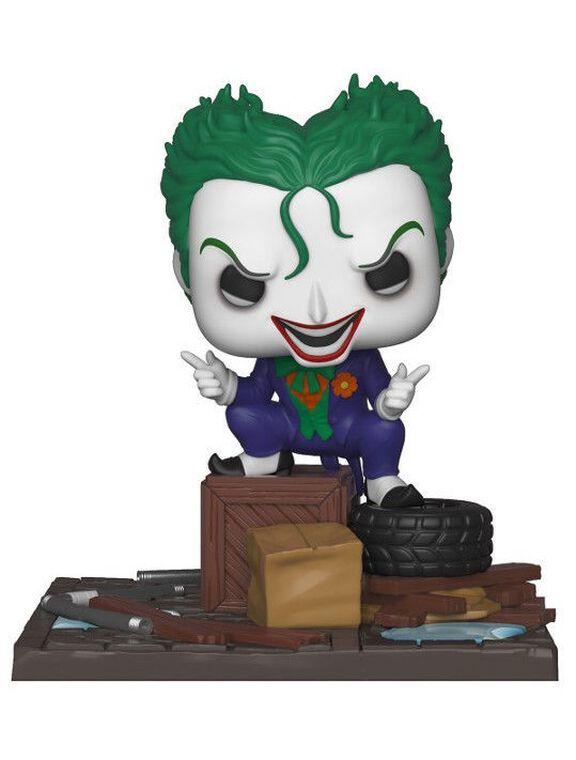 Figurine Funko Pop! Moment N°240 - DC Comics - Joker In Alley (hush) - Exclusivité Micromania-Zing