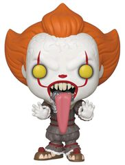 Figurine Funko Pop! N°781 - It - Pennywise Avec Langue De Chien