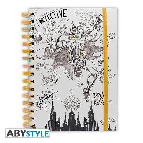 Cahier - DC Comics - Graphic Batman