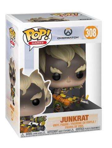 Figurine Funko Pop! N°308 - Overwatch - Série 3 Junkrat