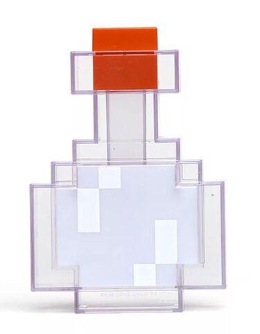 Lampe - Minecraft - Potion - Exclusivité Micromania-Zing