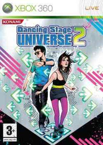 Dancing Stage Universe 2 +tapis