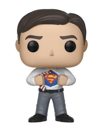 Figurine Funko Pop! N°625 - Smallville - Clark Kent