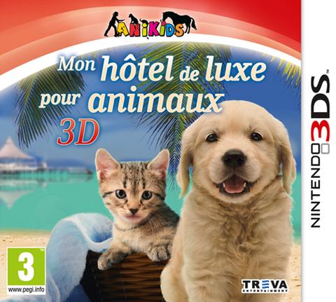 Mon Hôtel de Luxe pour Animaux 3D
