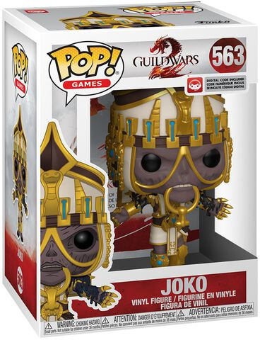 Figurine Funko Pop! N°563 - Guild Wars 2 - Joko
