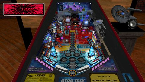 Stern Pinball Arcade Switch