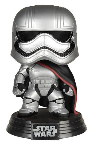 Figurine Funko Pop! N°65 - Star Wars Epvii - Captain Phasma