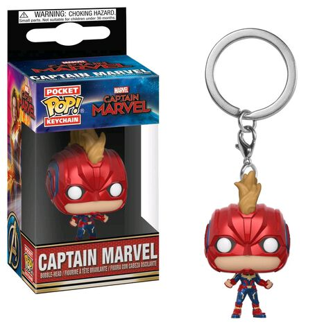 Porte-clés - Captain Marvel - Captain Marvel