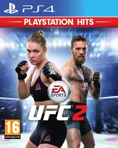 Ea Sports Ufc 2 Playstation Hits
