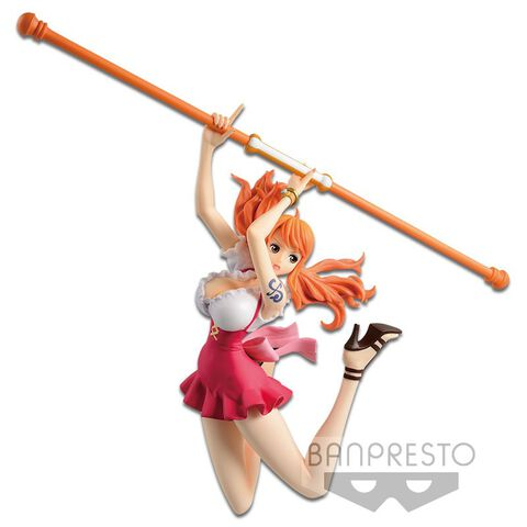 Figurine Banpresto World Colosseum 2 Vol.3 -  One Piece - Nami