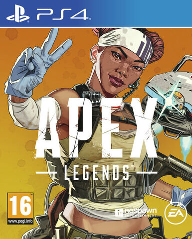Apex Legends Edition Lifeline (code In Box)