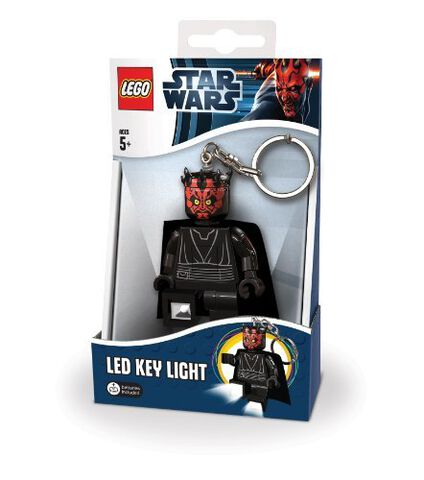 Porte-cles - Star Wars - Led Dark Maul