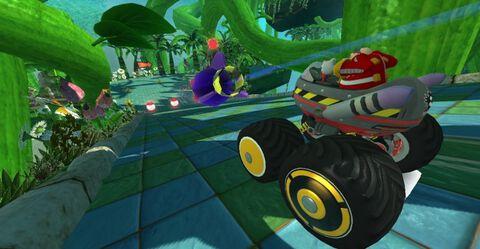 Sonic & Sega All-stars Racing (sans volant)